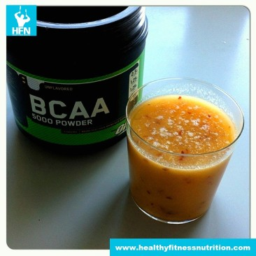 Pre-Workout Power Smoothie