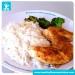 Hühnerbrust mit Basmati Reis & Brokkoli