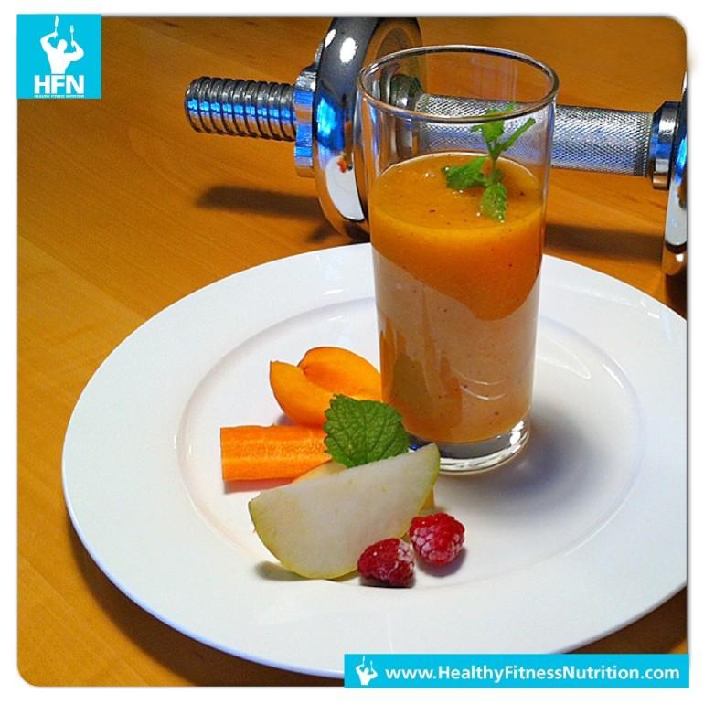 Fitness Shake: Vitamin Smoothie Rezept