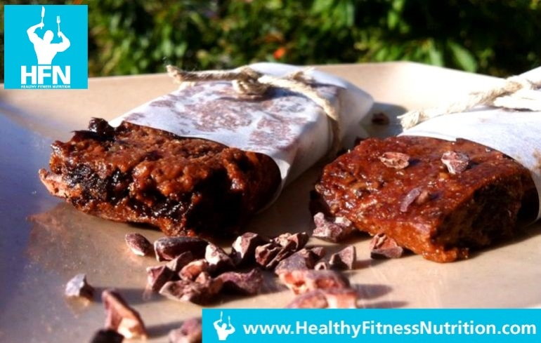 Extreme Chocolate Eiweißriegel Rezept / Protein Riegel