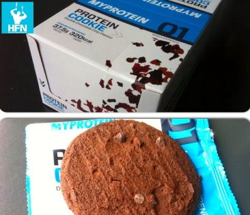 Myprotein Double Chocolate Cookies (37.5g Eiweiß)