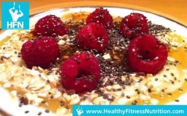 Fitness Frühstück Rezept