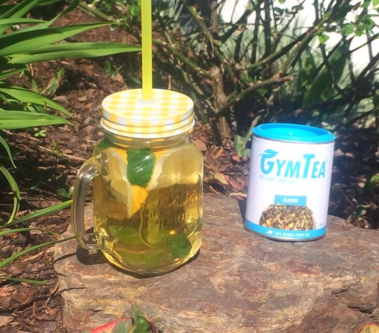 GymTea Eistee: Der gesunde Erfrischungs-Drink