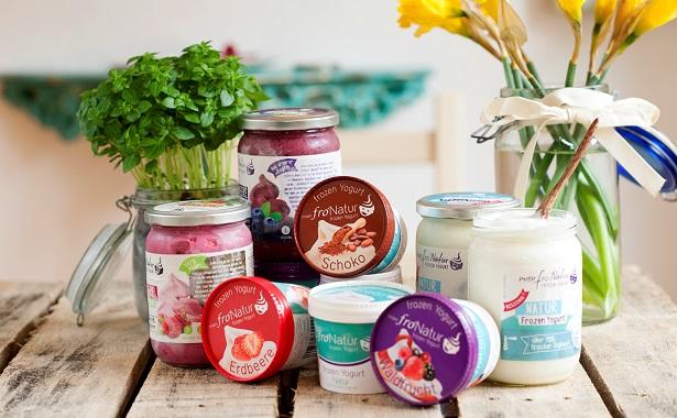 mien fro'Natur Frozen Yogurt – Der 100 % natürliche und glutenfreie Frozen Yogurt