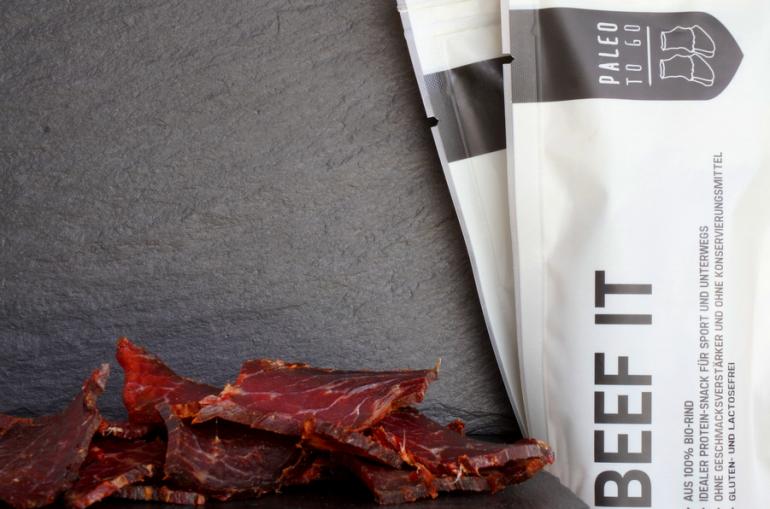 Paleo Rezepte und Beef It Jerky