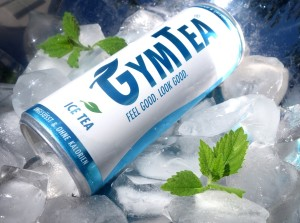 GymTea Ice Tea Ungesüßter Eistee