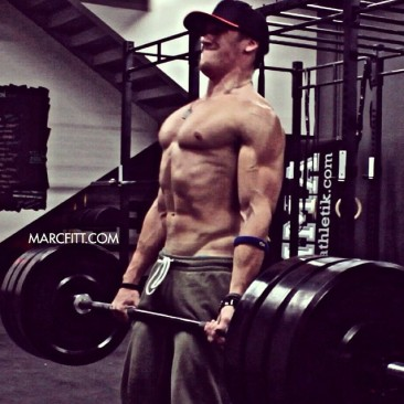 Interview: Marc Fitt Diet
