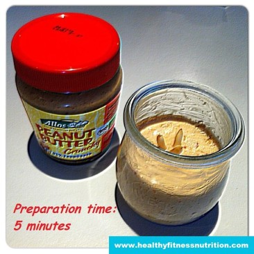 Protein Peanut Butter Ice Cream Recipe
