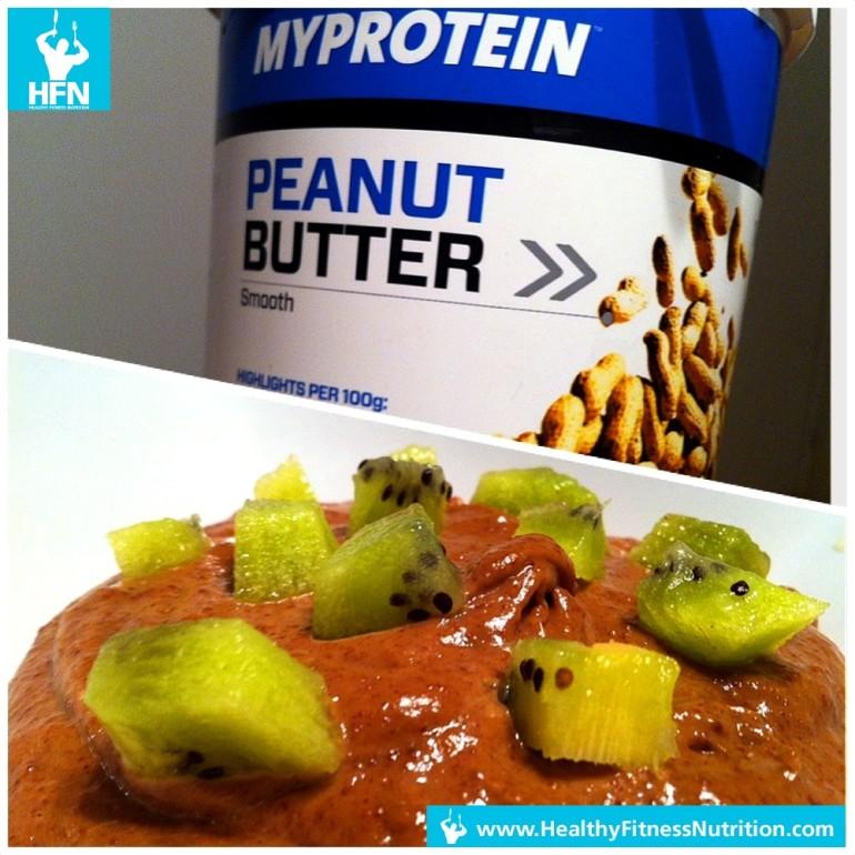 Vegan Dessert: Peanut Butter Creme