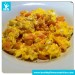 Low-Carb Breakfast: Scrambled Eggs with Salmon