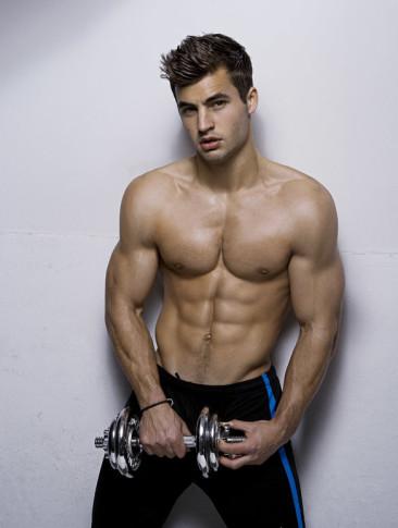 Fitness Model: Mike Stalker Diet