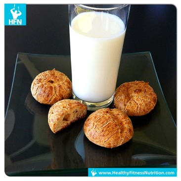 HFN Peanut Butter Protein Cookies Recipe (Low-Carb Fitness Dessert)