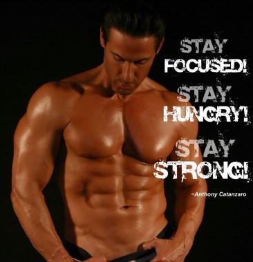 Fitness Interview: Anthony Catanzaro Diet & Diet Plan