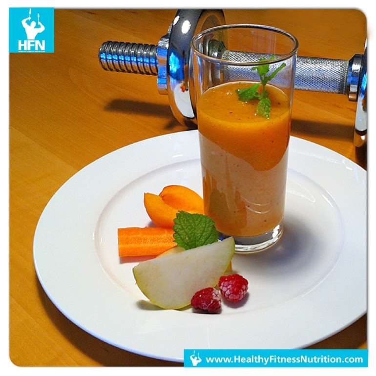 Fitness Shake: Vitamin Smoothie Recipe
