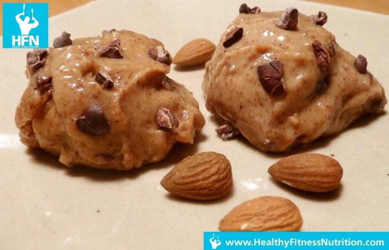 Low-Carb Almond Protein Ice Cream Recipe