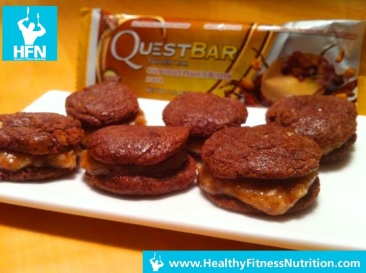 Questbar Recipe Series: Protein Snack Recipe