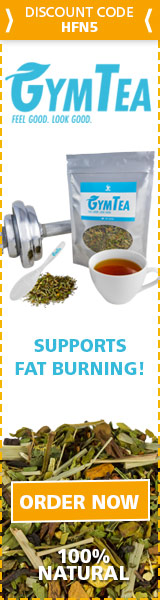 GymTea Fettverbrennung Tee